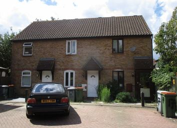 Thumbnail 2 bed semi-detached house for sale in Teal Close, London
