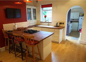 Thumbnail 3 bedroom end terrace house for sale in Victor Street, Sheffield