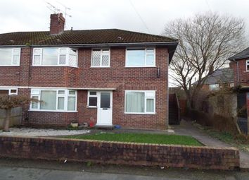 Thumbnail 2 bed flat for sale in Meeanee Drive, Nantwich, Cheshire