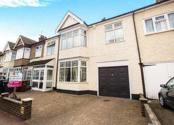 Thumbnail 4 bedroom end terrace house for sale in Hurstbourne Gardens, Barking