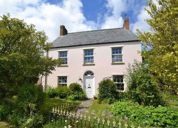 Thumbnail 4 bed detached house for sale in Hare Lane, Broadway, Ilminster