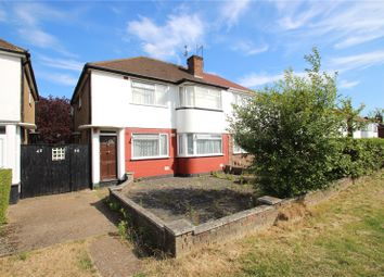 Thumbnail 2 bed maisonette for sale in Taunton Way, Stanmore, Middlesex