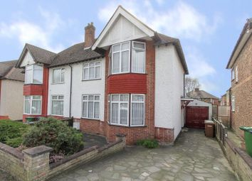 Thumbnail 3 bed semi-detached house for sale in Buckingham Road, Edgware