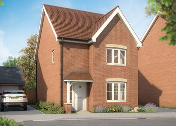 "Thumbnail 3 bed detached house for sale in ""The Cypress"" at Park Road, Hellingly, Hailsham"