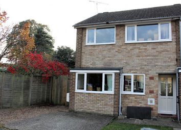 Thumbnail 3 bed end terrace house for sale in Church Crookham, Fleet