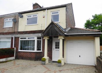 Thumbnail 3 bed town house for sale in Stapleton Road, Rainhill