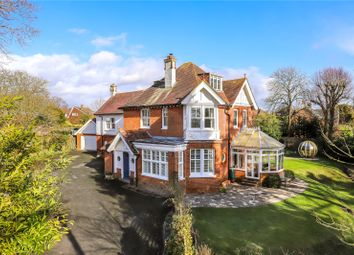 Thumbnail 4 bed detached house for sale in Rosebery Road, Alresford, Hampshire