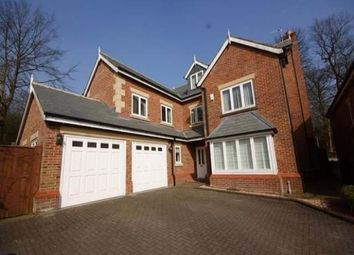 Thumbnail 5 bedroom detached house to rent in The Keep, Heaton, Bolton