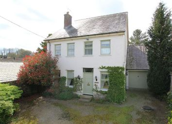 Thumbnail 4 bed detached house for sale in Cilycwm, Llandovery