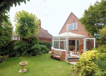 Thumbnail 3 bed detached house for sale in Seymour Road, Lee-On-The-Solent