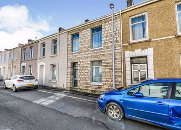 Thumbnail 2 bed terraced house for sale in Hick Street, Llanelli