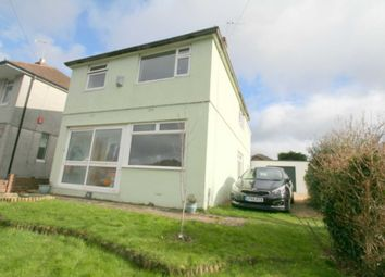 Thumbnail 4 bedroom detached house for sale in Woodford Avenue, Plympton, Plymouth
