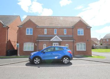 Thumbnail 2 bed flat to rent in Edgefield, West Allotment, Newcastle Upon Tyne