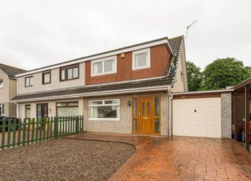 Thumbnail 3 bed semi-detached house for sale in 164 Baberton Mains Drive, Edinburgh
