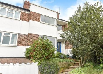 Thumbnail 3 bed terraced house to rent in Harefiefd Road, Uxbridge, Middlesex