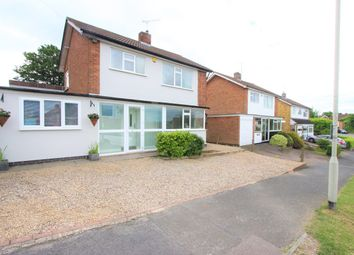 Thumbnail 4 bed detached house for sale in Faire Road, Glenfield, Leicester