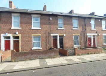 Thumbnail 5 bedroom maisonette for sale in Bolingbroke Street, Heaton, Newcastle Upon Tyne