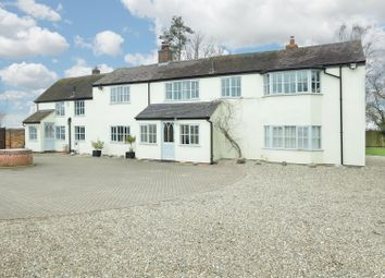 Thumbnail 5 bed property for sale in Ashby Road, Frolesworth, Lutterworth