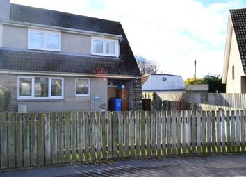 Thumbnail 2 bed semi-detached house for sale in 40 Glebe Road, Kinloss