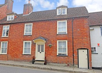 Thumbnail 3 bedroom terraced house for sale in Lower Basingwell Street, Bishops Waltham, Southampton