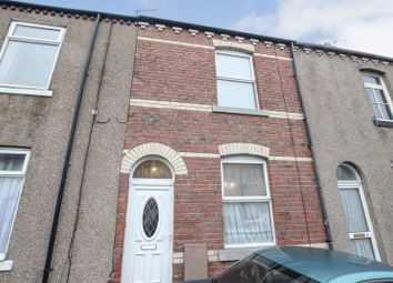 Thumbnail 2 bed terraced house for sale in Herschell Street, Redcar