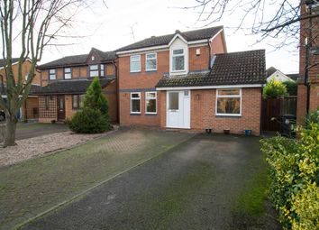 Thumbnail 4 bed detached house to rent in Crosslands Meadow, Colwick, Nottingham