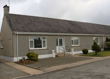 Thumbnail 3 bed semi-detached bungalow for sale in Dryfebridge, Lockerbie