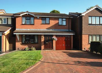 Thumbnail 4 bedroom detached house for sale in Cooke Drive, Dawley, Telford, Shropshire