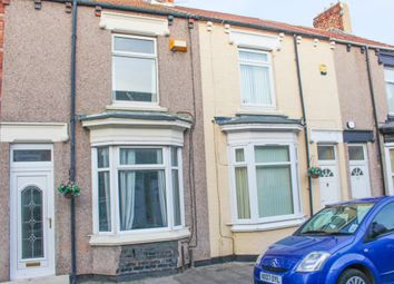 Thumbnail 3 bedroom terraced house for sale in Tunstall Street, Middlesbrough