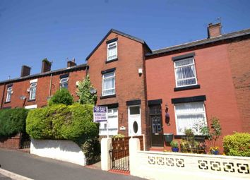 Thumbnail 4 bedroom terraced house for sale in Stanley Road, Bolton