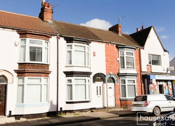 3 bed terraced house for sale in Clifton Street, Middlesbrough TS1