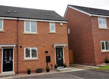 Thumbnail 3 bedroom end terrace house to rent in Orchil Street, Nottingham