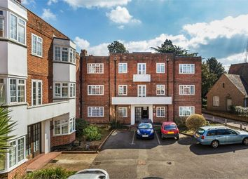Thumbnail 2 bedroom flat to rent in Regnolruf Court, Church Street, Walton-On-Thames, Surrey