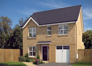 Thumbnail 4 bed detached house for sale in Hawthornden, Rosewell