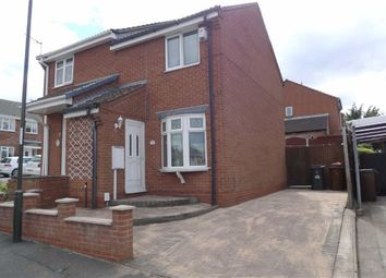 Thumbnail 2 bed semi-detached house for sale in Chalons Close, Ilkeston, Derbyshire