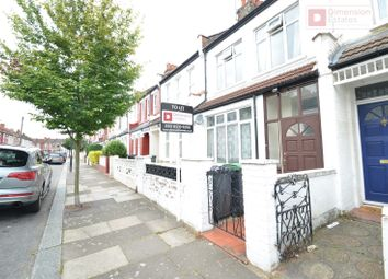 Thumbnail 4 bed terraced house to rent in Beechfield Road, Manor House, Finsbury Park London