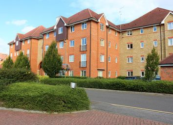 Thumbnail 3 bed flat for sale in Sommers Court, Crane Mead, Ware
