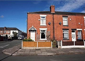 Thumbnail 3 bed end terrace house for sale in Tindall Street, Manchester