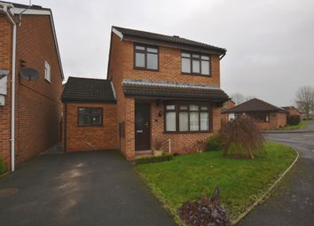 Thumbnail 3 bed detached house for sale in Country Meadows, Market Drayton