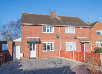 Thumbnail 2 bedroom semi-detached house for sale in Bealeys Avenue, Wednesfield, Wolverhampton