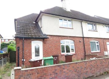 Thumbnail 3 bed end terrace house for sale in Stockhill Lane, Nottingham