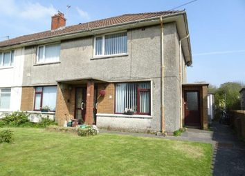 Thumbnail 2 bedroom flat for sale in Heol-Y-Mynydd, Sarn, Bridgend