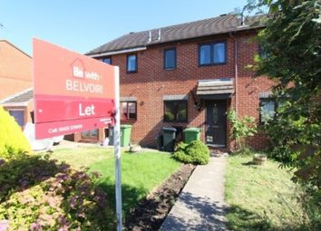Thumbnail 2 bed terraced house to rent in Cottonwoods, Belmont, Hereford
