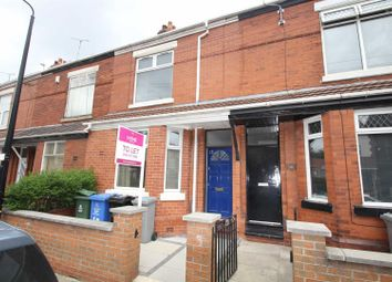 Thumbnail 3 bed terraced house for sale in Partridge Street, Stretford, Manchester