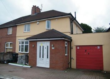 Thumbnail 3 bed semi-detached house for sale in Creswicke Road, Knowle, Bristol