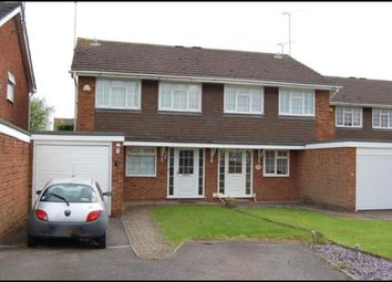 Thumbnail 3 bed semi-detached house for sale in Bakers Close, South Woodham Ferrers, Chelmsford, Essex