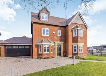 Thumbnail 5 bed detached house for sale in Pulford Road, Arclid, Sandbach
