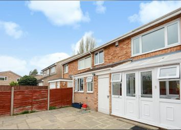 Thumbnail 3 bed semi-detached house to rent in Mallory Avenue, Caversham, Reading