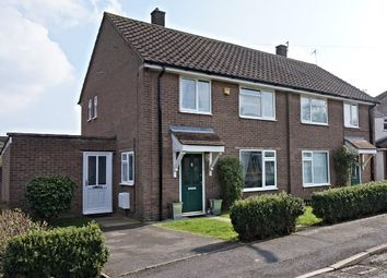 Thumbnail 3 bed semi-detached house for sale in Earls Road, Old Dalby
