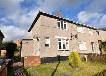 Thumbnail 2 bed semi-detached house to rent in The Grove, Coxhoe, Durham